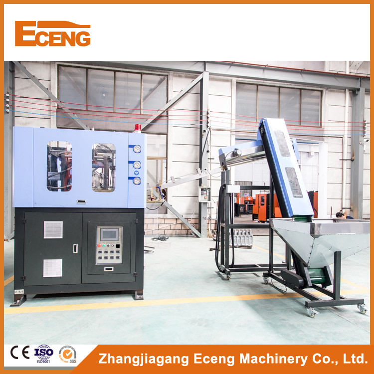 CE Approved Electrical Bottle Blow Molding Machine , HDPE Blow Moulding Machine
